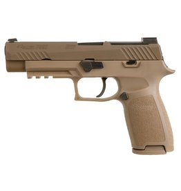 """Sig Sauer Sig Sauer P320 M17 4.7"""" 9mm NS Coyote 17rd"""