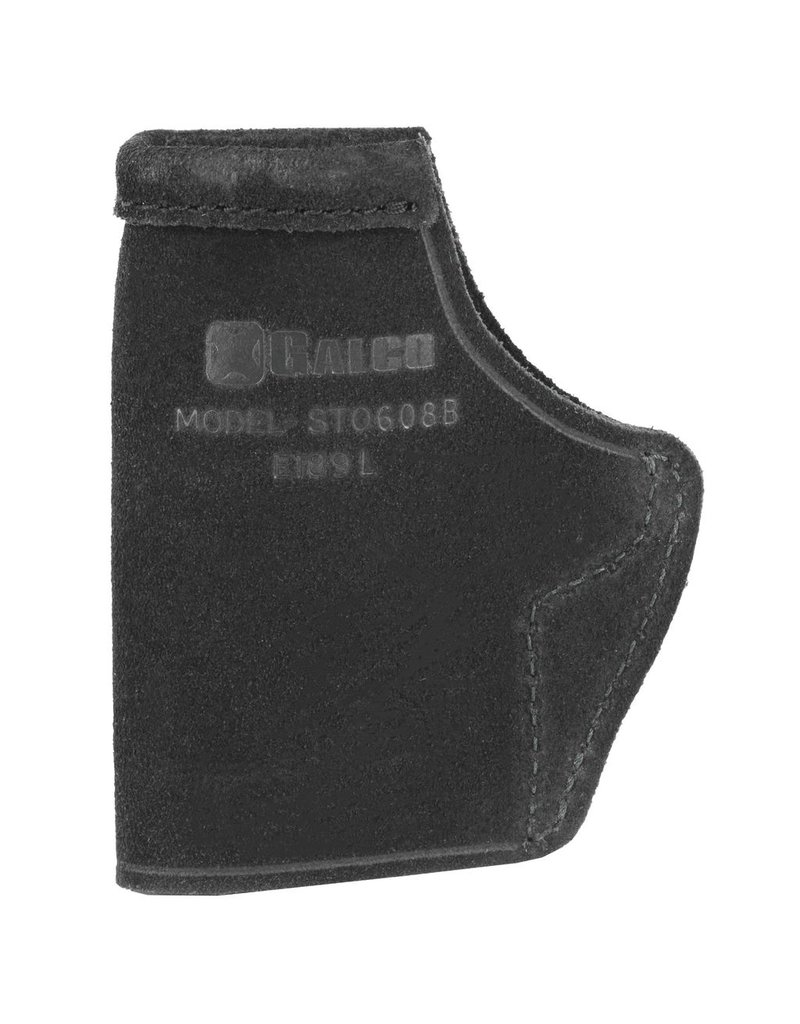 Galco Galco Stow-N-Go Holster Sig P238, Springfield 911, Colt Mustang, & Kimber Micro 380 Right Hand Black (STO608B)