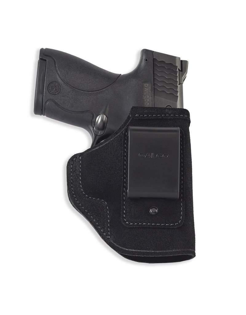 Galco Galco Stow-N-Go Holster S&W M&P Shield M2.0 w/ CTC Integrated Laser Right Hand Black (STO832B)
