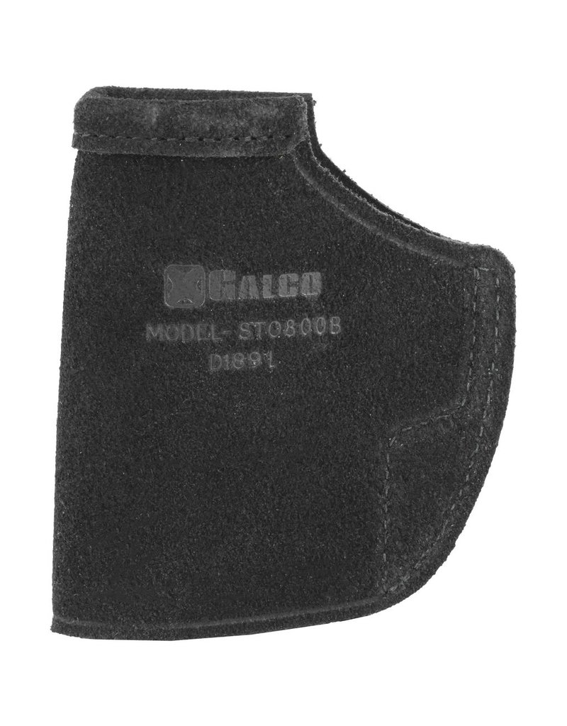Galco Galco Stow-N-Go Holster Glock 43, Kahr PM9, & Ruger LC9 Right Hand Black (STO800B)