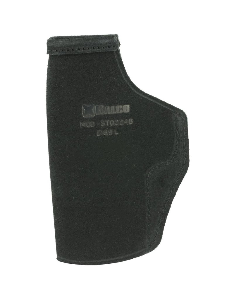 Galco Galco Stow-N-Go Holster Glock 17 & HiPoint C9 Right Hand Black (STO224B)