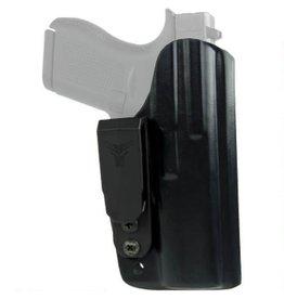 BladeTech BladeTech IWB Klipt Holster Glock 42 Ambi Black