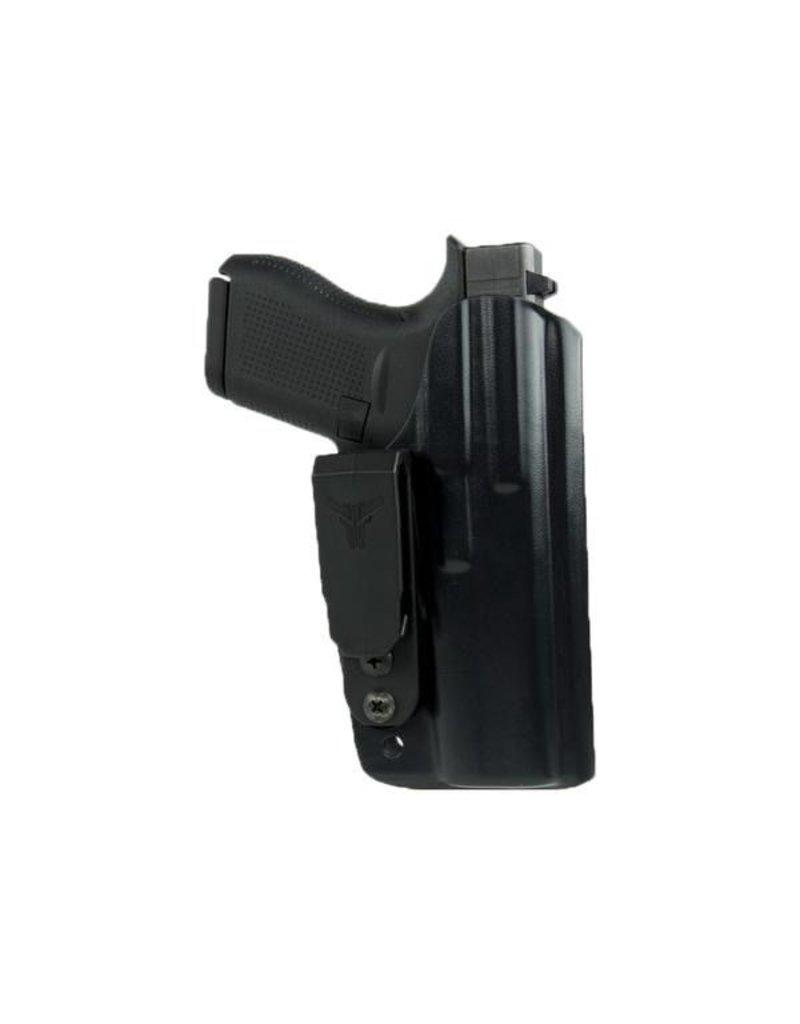 BladeTech BladeTech IWB Klipt Holster Glock 26 Ambi Black (HOLX010004267407)