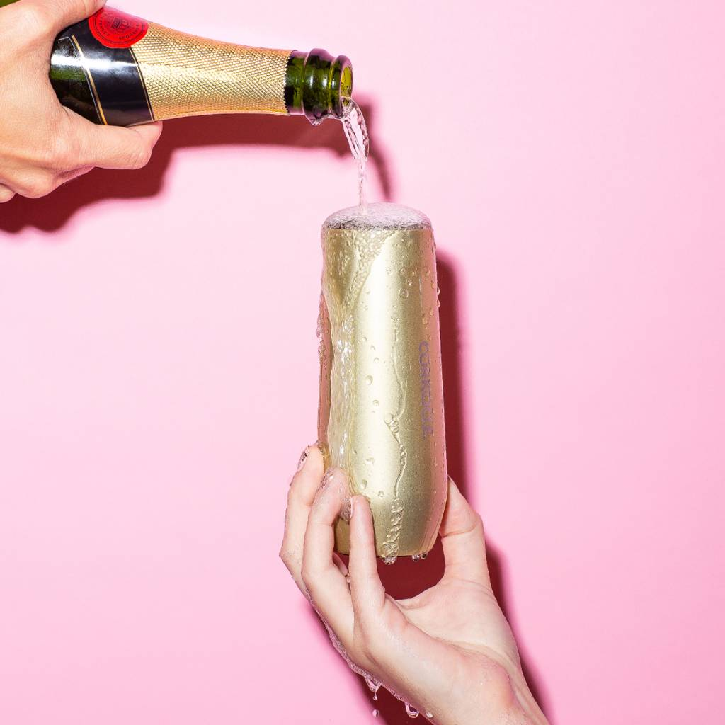 Corkcircle Champagne Flute