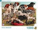 New York Puzzle Co. PUZZLE Dog Breeds