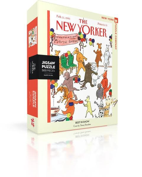 New York Puzzle Co. PUZZLE Best in Show
