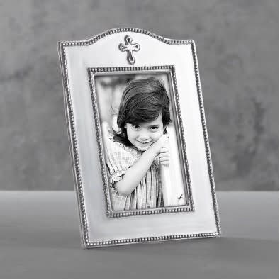 Beatriz Ball Frame Cross BABY 4x6
