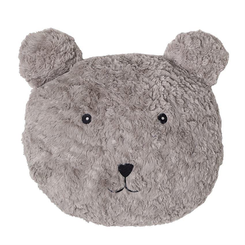 Bloomingville USA Fabric Bear Pillow