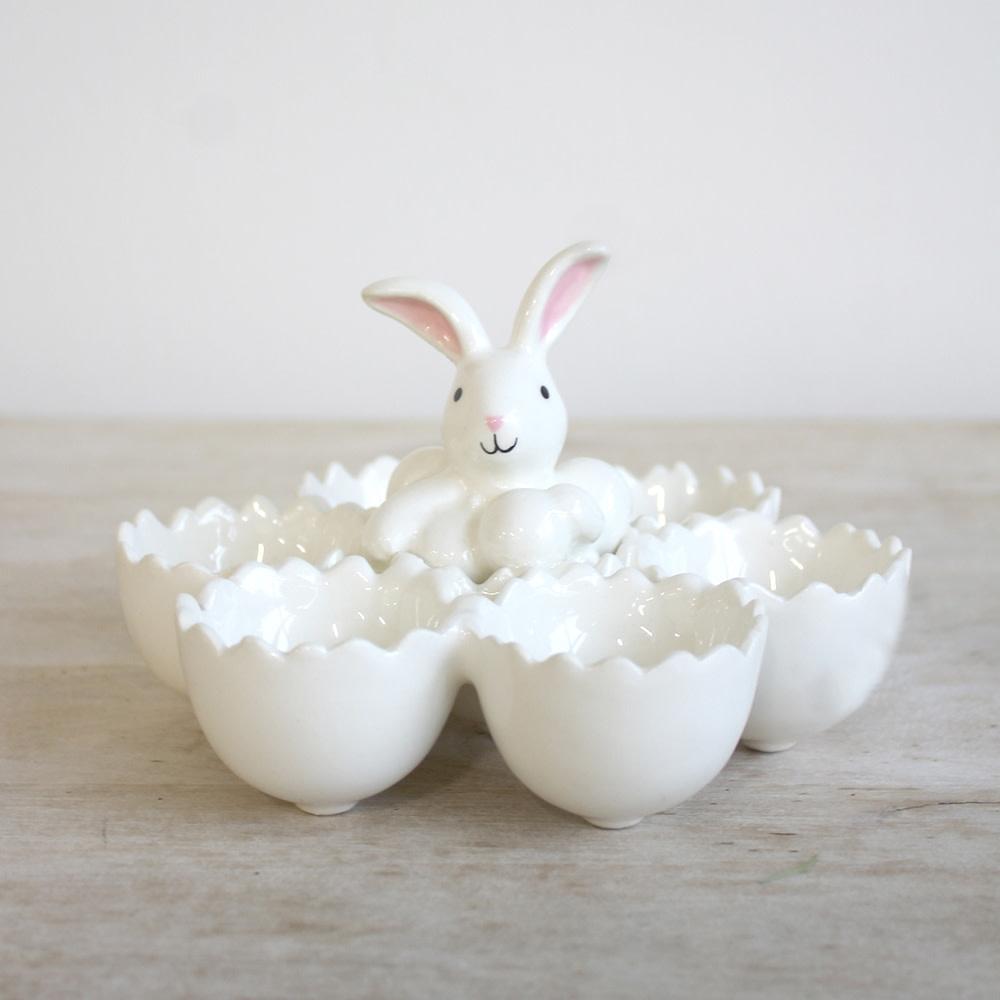 The Royal Standard Prescott Bunny Egg Dish 136519004