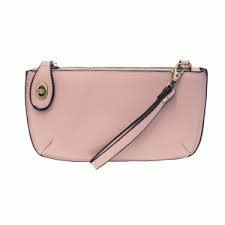 Joy Accessories Crossbody Wristlet