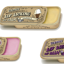 Lip Licking Lip Licking Lip Balm