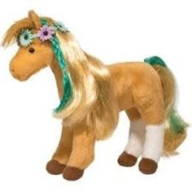 Douglas Toys Daisy Princess Horse w/Brush
