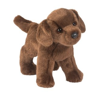 Douglas Toys Tucker Chocolate Lab