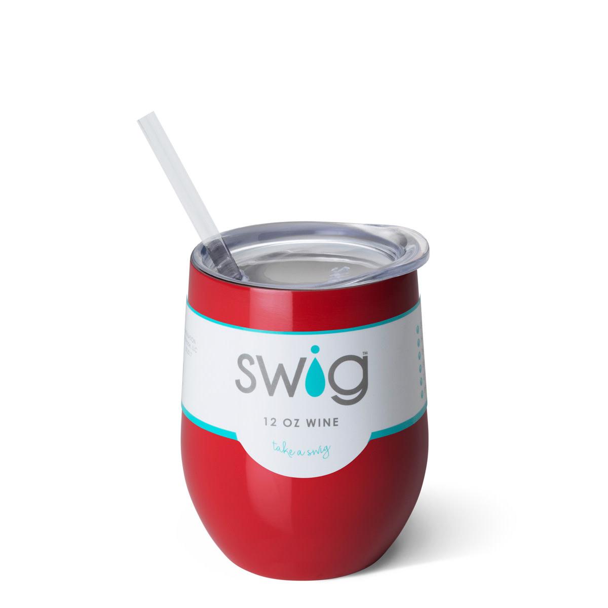 Swig Swig 12oz Stemless Wine IncV