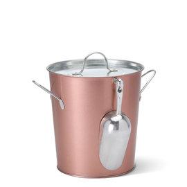 Swig Personalized Swig Ice Bucket Rose Gold w Scoop