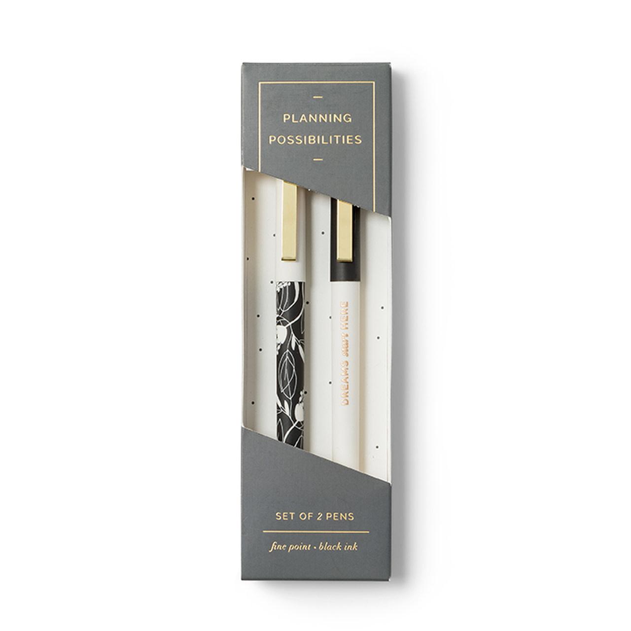 Compendium Inc 2 Pen Set
