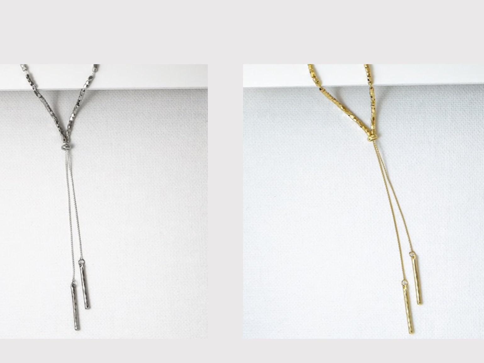 Accessorizit NK Metal Beads w/Slide Function