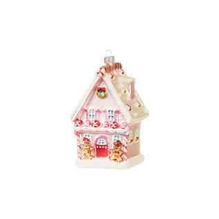 RAZ ORN Candy House 4.75in