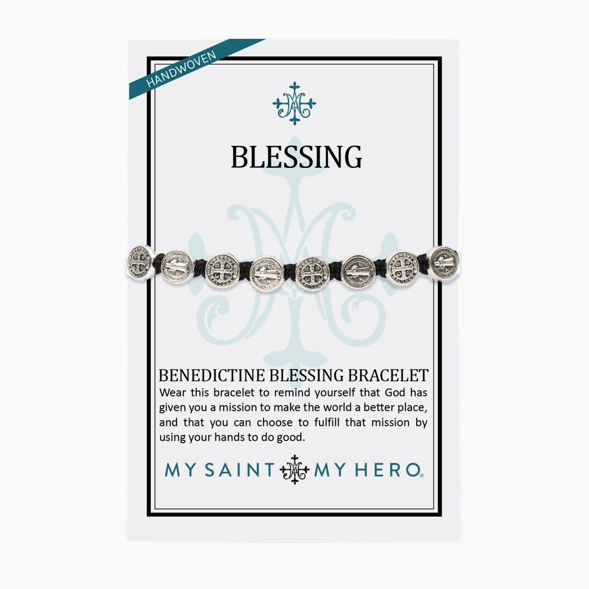 My Saint My Hero BR Benedictine