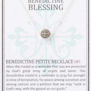 My Saint My Hero NK Benedictine Petite