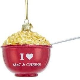 Kurt Adler ORN Mac & Cheese NG
