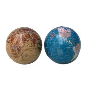 Kurt Adler ORN Earth Globe