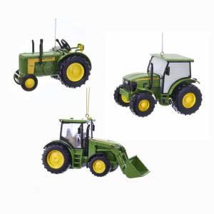 Kurt Adler ORN John Deere Tractor