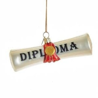 Kurt Adler ORN Diploma