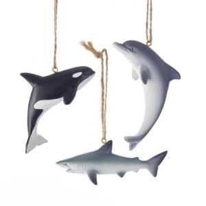 Kurt Adler ORN Ocean Animal