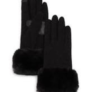 Echo Design Group Faux Fur Gloves