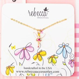 Rebecca - Whimsical Beauty Children's Enamel Necklace
