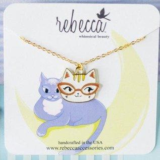 Rebecca - Whimsical Beauty Children's Enamel Necklace