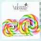 Rebecca - Whimsical Beauty Whimsical Kids Enamel Earrings