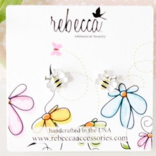 Rebecca - Whimsical Beauty Whimsical Kids Enamel Earrings