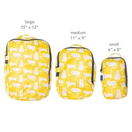 Rockflowerpaper Blu Travel Cube Set/3