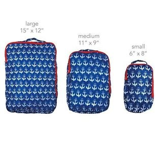 Rockflowerpaper Blu Travel Cube Set/3