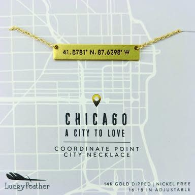 Lucky Feather NK Coordinate City - Chicago