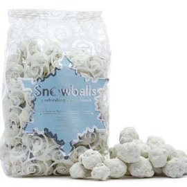 The South Bend Chocolate Company Snowballs 7oz.