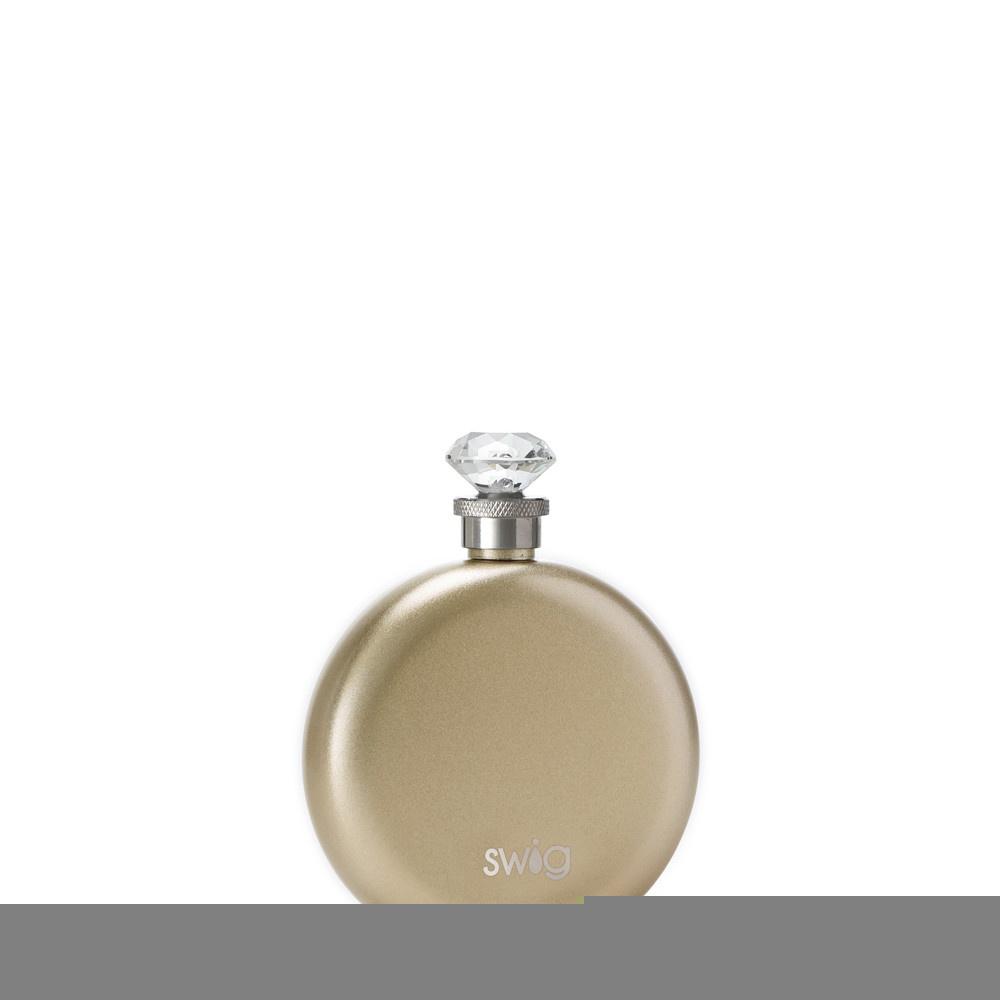 Swig Swig 5oz Round Flask IncV