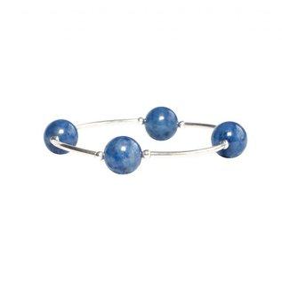 Made As Intended Blessing Bracelet w/SS Links