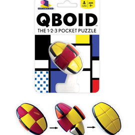 CEACO-Gamewright Qboid Pocket Puzzle