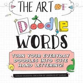 Quarto Art of Doodle Words Activity Book