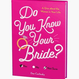 Sourcebooks BK Do You Know Your Bride?