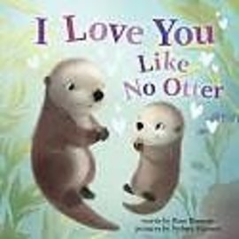 Sourcebooks BK I Love You Like No Otter