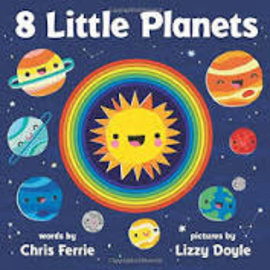 Sourcebooks BK 8 Little Planets