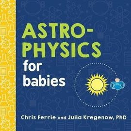Sourcebooks BK Astrophysics for Babies