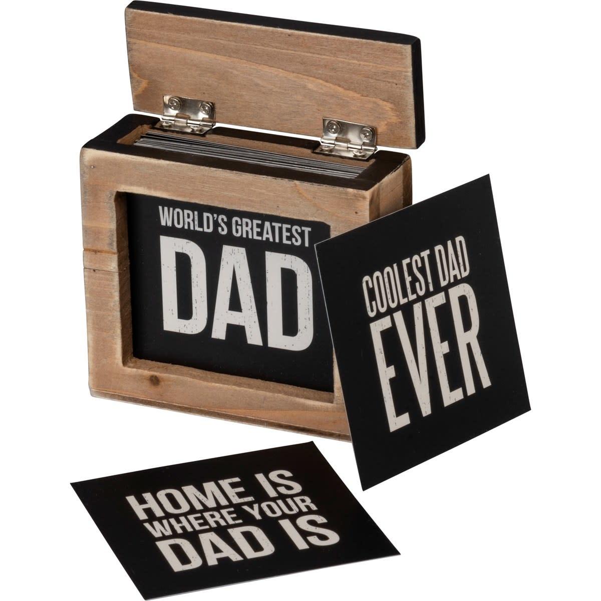 Primitives by Kathy Words Of Wisdom - Dad