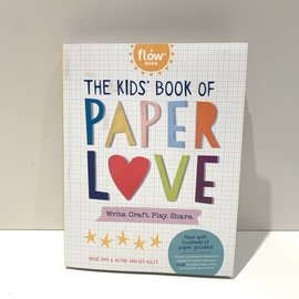 Workman Publishing Co Kids Book of Paper Love Activity Book