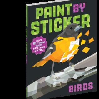 Workman Publishing Co Paint by Sticker: