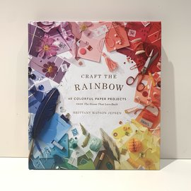 Hachette Book Group Craft the Rainbow Activity Book